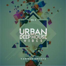 Album cover of Urban Deep-House Vibes, Vol. 4