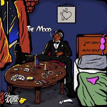 The Mood (feat. Valona Denise) cover