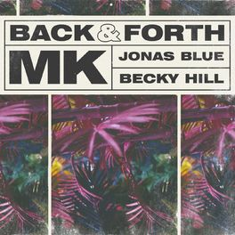 Album cover of Back & Forth