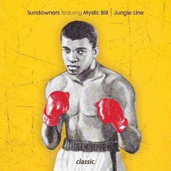 Jungle Line (feat. Mystic Bill) cover