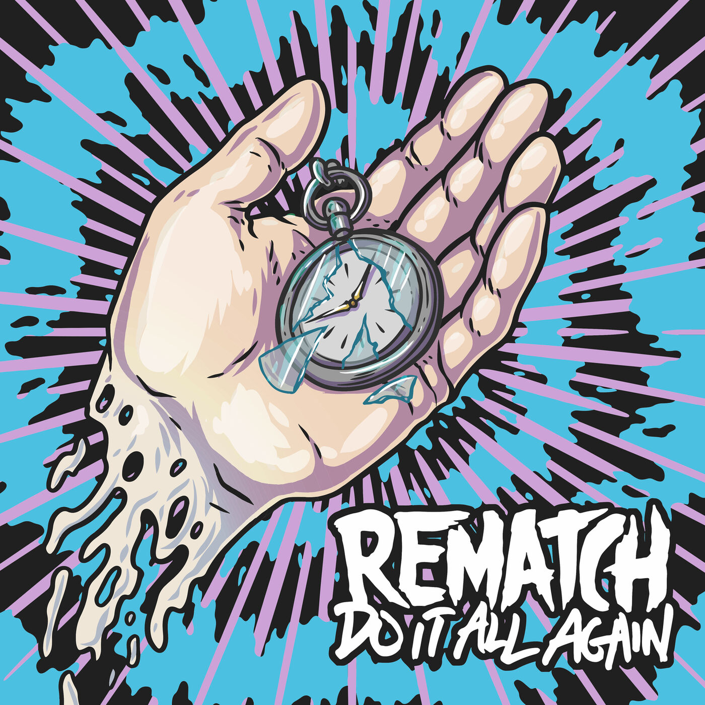 Rematch - Do It All Again [EP] (2020)