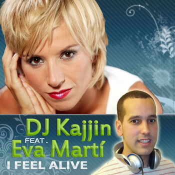I feel alive : I feel alive cover