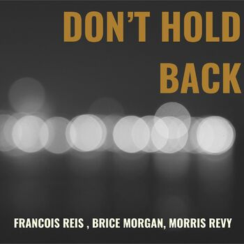 Don't hold back cover
