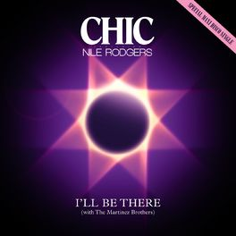 Album cover of I'll Be There (feat. Nile Rodgers)
