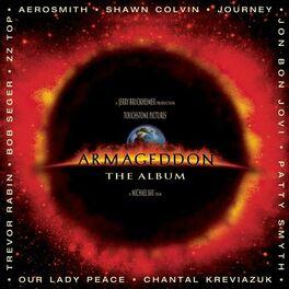 Album cover of Armageddon - The Album