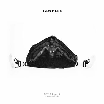 I Am Here cover