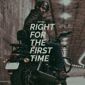 Right for the First Time cover