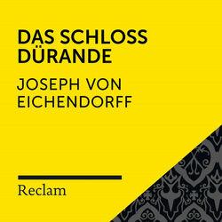 Eichendorff: Das Schloss Dürande (Reclam Hörbuch) Audiobook