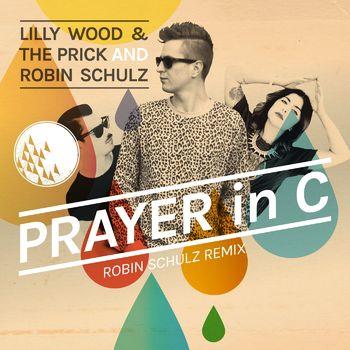 Prayer in C cover