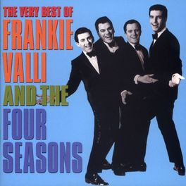 Album cover of The Very Best of Frankie Valli & The 4 Seasons
