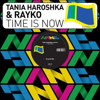 Time Is Now cover