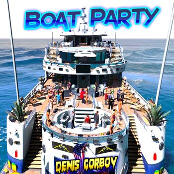 Boat Party cover