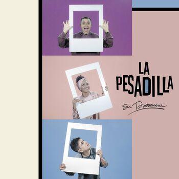 LA PESADILLA cover
