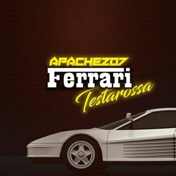 Ferrari Testarossa cover