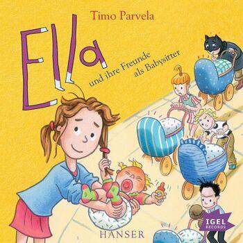 Kapitel 1.1 - Ella und ihre Freunde als Babysitter cover