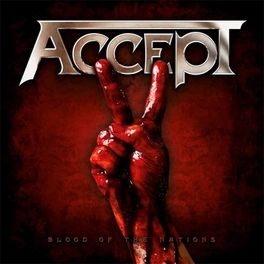Album cover of Blood of the Nations