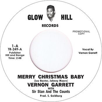 Merry Christmas Baby cover