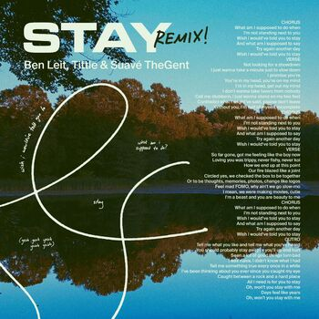 Stay (feat. Tittle & Suavé TheGent) (Remix) cover