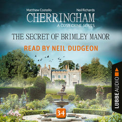The Secret of Brimley Manor - Cherringham - A Cosy Crime Series: Mystery Shorts 34 (Unabridged)