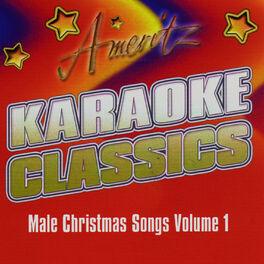 Album cover of Karaoke - Male Christmas Songs Vol. 1