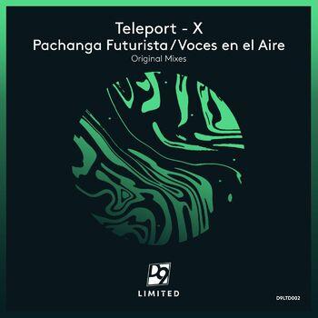 Pachanga Futurista cover