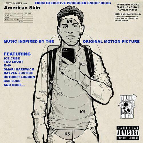 American Skin ( Soundtrack) FLAC 2021