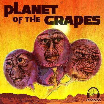 Planet of the Grapes cover