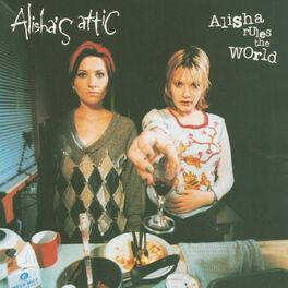 Album cover of Alisha Rules The World
