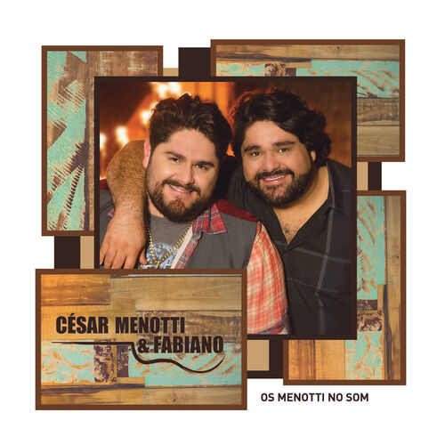 Baixar CD Os Menotti No Som – César Menotti & Fabiano (2016) Grátis