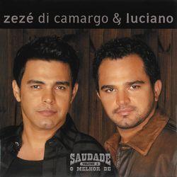 CD Zezé Di Camargo e Luciano - Saudade - O Melhor de Zézé di Camargo e Luciano 2016 - Torrent download