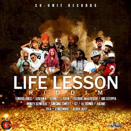 Album cover of Life Lesson Riddim