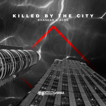 Killed by the City cover