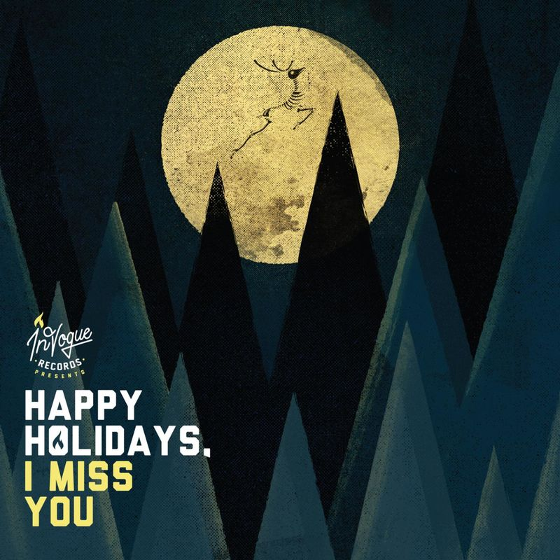 Various Artists - Happy Holidays, I Miss You (2016)