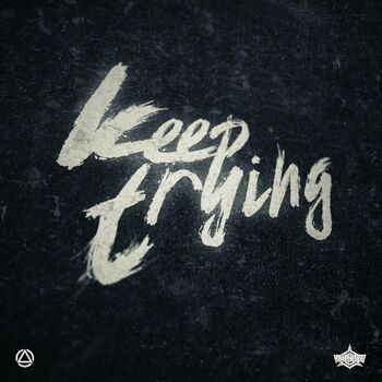 Keep Trying cover