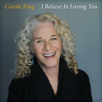 I Believe in Loving You cover