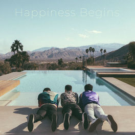Album cover of Happiness Begins