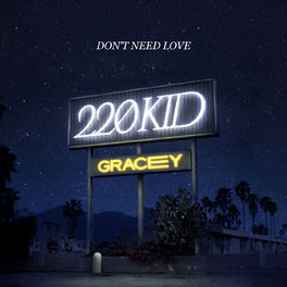 Album cover of Don't Need Love