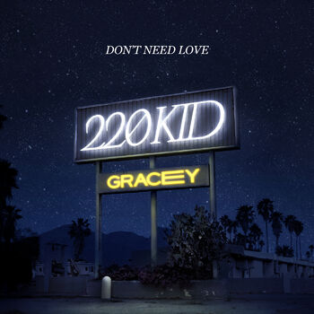 Don't Need Love cover