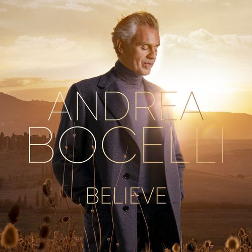 Andrea Bocelli - Believe [Deluxe] (2020) FLAC