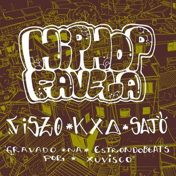 Hip Hop Favela cover