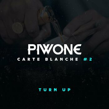 Carte Blanche #2 (Turn Up) cover