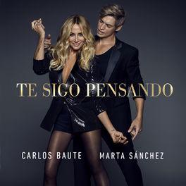 Album cover of Te sigo pensando