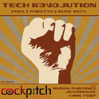 Tech Revolution cover