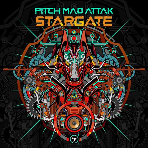 Pitch Mad Attak - Stargate (UGTEP2101)
