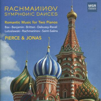 Symphonic Dances, Op.45: III. Lento assai - Allegro vivace cover