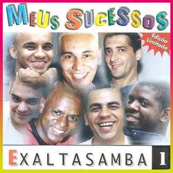 Capa Exaltasamba – Meus Sucessos 1 2018