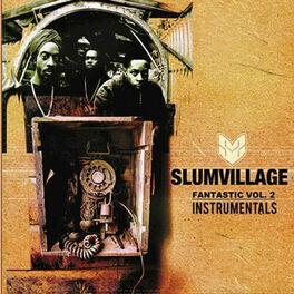 Album cover of Fantastic, Vol.2: Vinyl Instrumentals