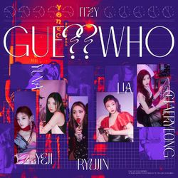 Download ITZY - GUESS WHO 2021