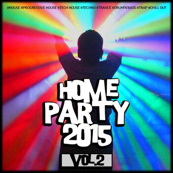 Home Party, Vol. 2 cover