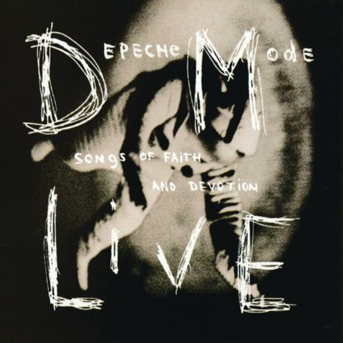 Depeche Mode Songs Of Faith And Devotion Live Music